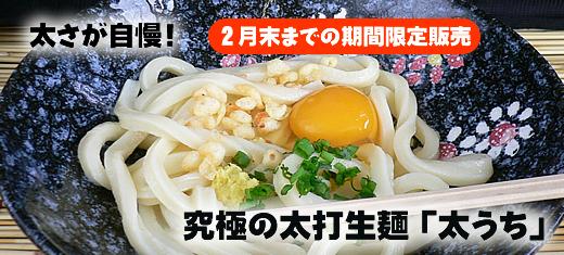 太打生麺 300g